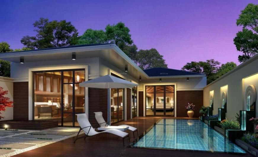 别墅设计+智能家居